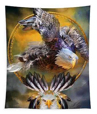 Eagle Dreams Tapestry
