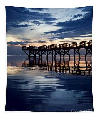 Early Risers Tapestry