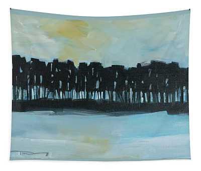 Early Winter Treeline Tapestry
