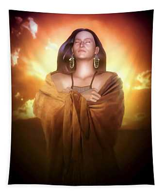 Earth Mother Tapestry