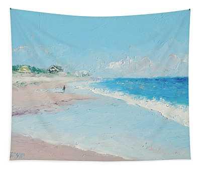East Hampton Beach Tapestry