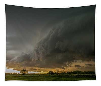 Eastern Nebraska Moderate Risk Chase Day Part 2 004 Tapestry
