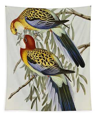 Eastern Rosella Tapestry