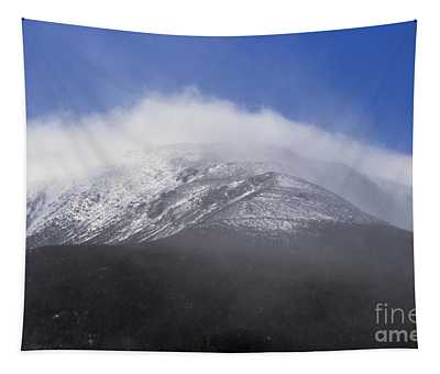 Eastern Slopes Of Mount Washington New Hampshire Usa Tapestry