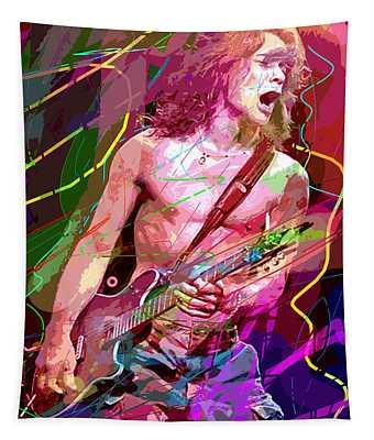 Eddie Van Halen Jump Tapestry