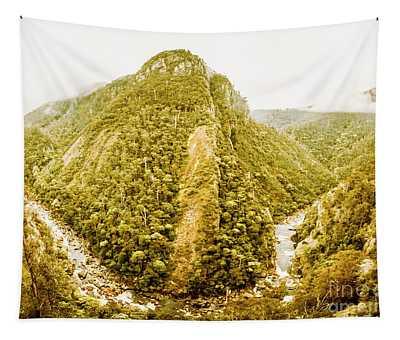 Edge Of Wilderness Tapestry