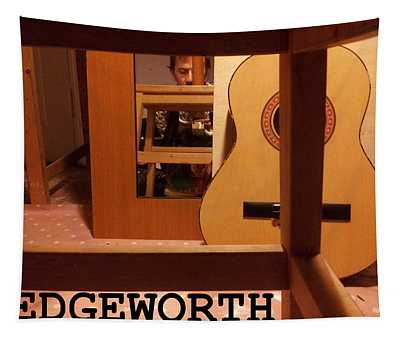 Edgeworth Acoustic Guitar Tapestry