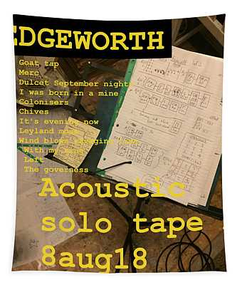 Edgeworth Acoustic Solo Tape H Tapestry