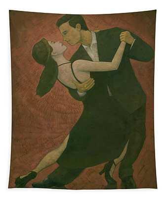 El Tango Tapestry
