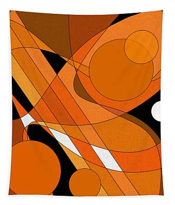 Electric Bass Tapestry