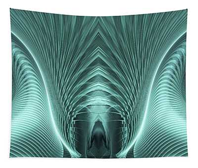 Electric Sheep Tapestry