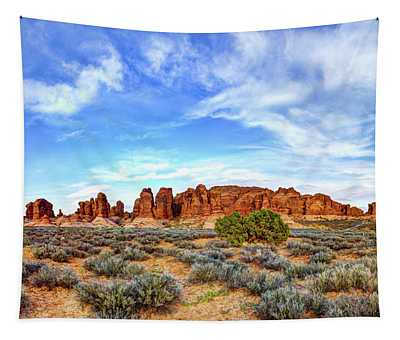 Elephant Butte Tapestry