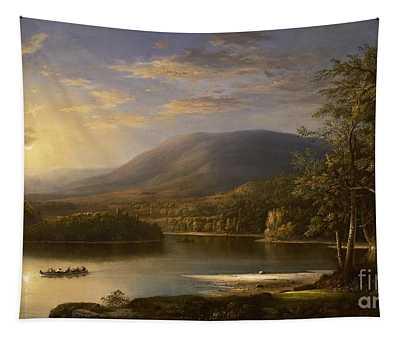 Ellen's Isle - Loch Katrine Tapestry