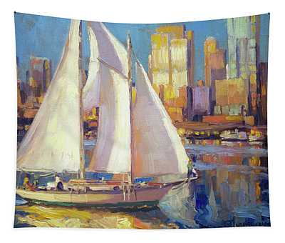 Elliot Bay Tapestry