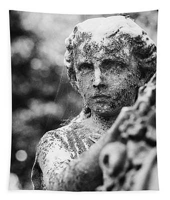 Elmwood Cemetery - Cassie Hill Bw Tapestry