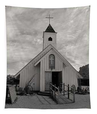 Elvis Chapel, Monochrome Tapestry