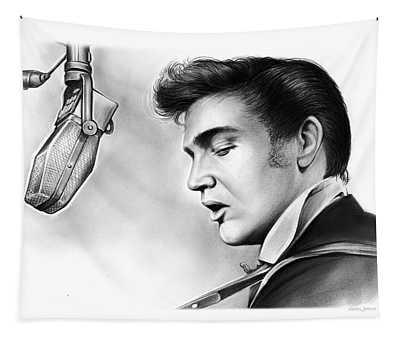 Elvis Presley Tapestry