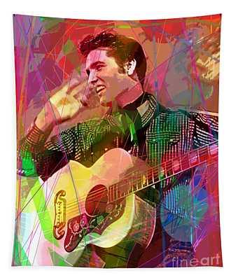 Elvis Rockabilly  Tapestry