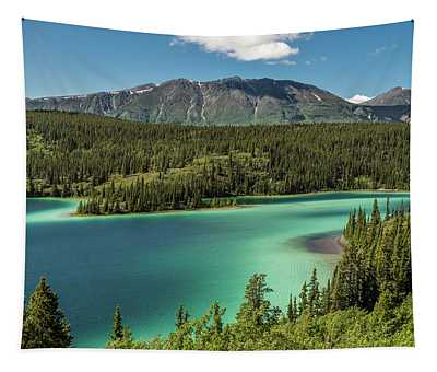 Emerald Lake Tapestry