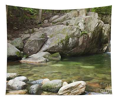 Emerald Pool - White Mountains New Hampshire Usa Tapestry