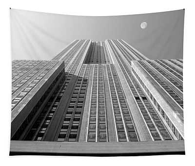 Empire State Building Tapestry