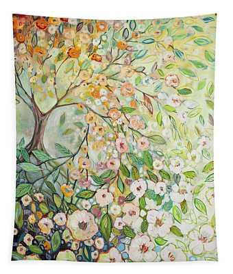 Dogwood Wall Tapestries