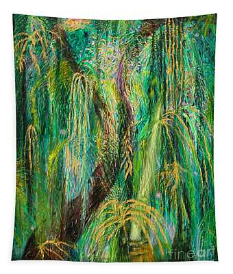 Enchanted Rain Forest Tapestry