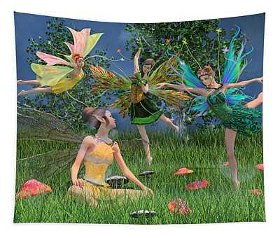 Enchanting Souls Tapestry
