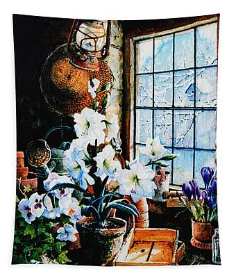 Encouraging Springtime Tapestry