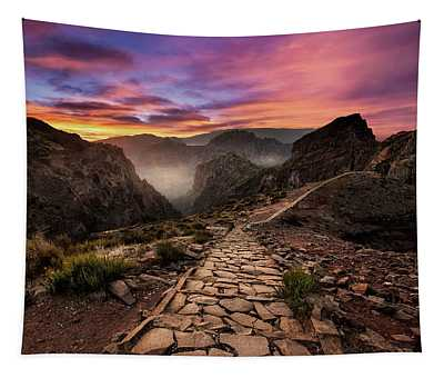 Endless Path Tapestry