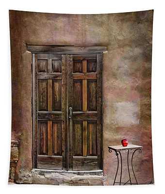 Entering Santa Fe Tapestry