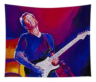Eric Clapton - Crossroads Tapestry