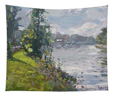 Erie Canal Tapestry