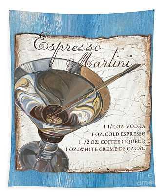Espresso Martini Tapestry