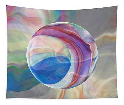 Ethereal World Tapestry