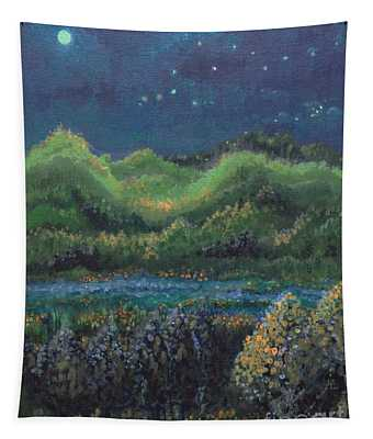 Ethereal Reality Tapestry