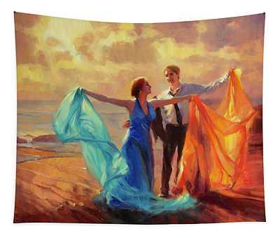 Evening Waltz Tapestry