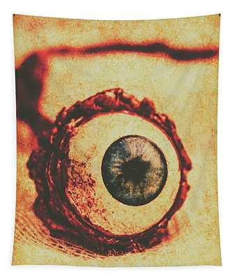 Evil Eye Tapestry