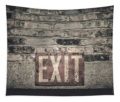 Exit Tapestry