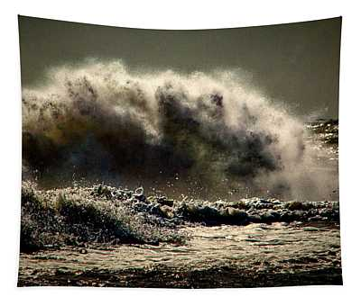 Explosion In The Ocean Tapestry