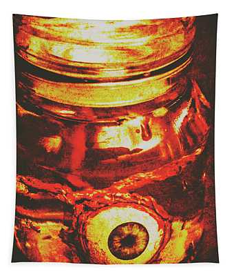 Eyes Of Formaldehyde Tapestry