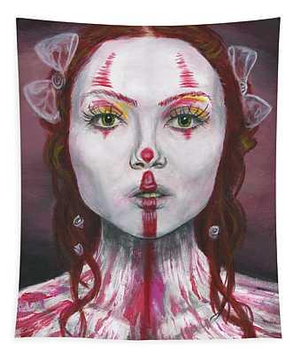 Eyes Open Tapestry