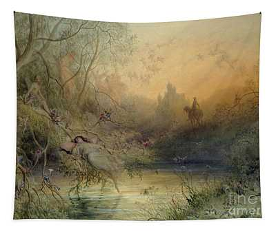 Fairy Land Tapestry