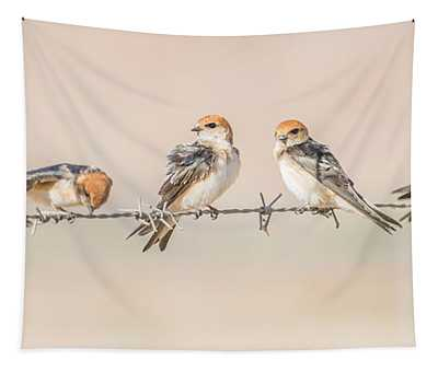 Fairy Martins Tapestry