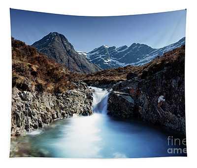 Fairy Pools, Isle Of Skye. No.2 Tapestry