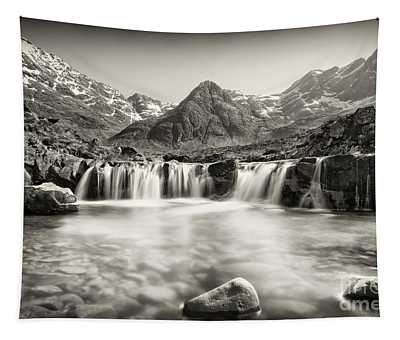 Fairy Pools, Isle Of Skye. No.3 Tapestry