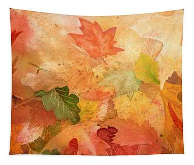 Fall Impressions Iv Tapestry