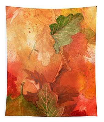 Fall Impressions V Tapestry