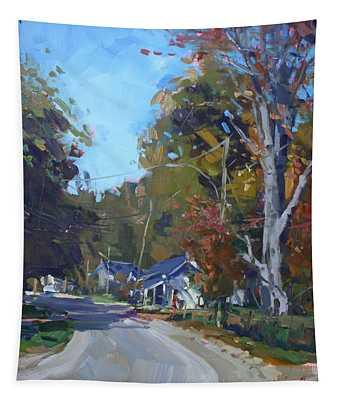 Fall In Glen Williams On Tapestry