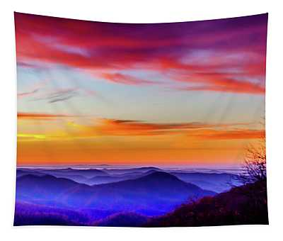 Fall On Your Knees Tapestry